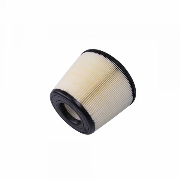 S&B Filters - S&B Filters Replacement Filter for S&B Cold Air Intake Kit (Disposable, Dry Media) KF-1053D