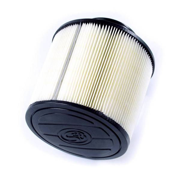 S&B Filters - S&B Filters Replacement Filter for S&B Cold Air Intake Kit (Disposable, Dry Media) KF-1055D