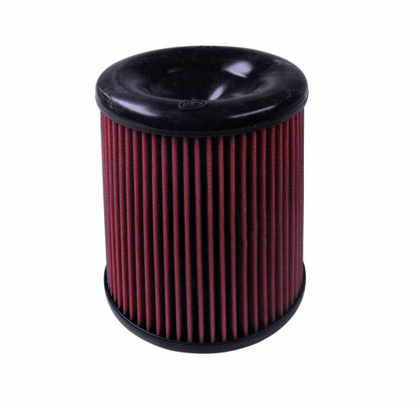 S&B Filters - S&B Filters Replacement Filter for S&B Cold Air Intake Kit (Cleanable, 8-ply Cotton) KF-1057