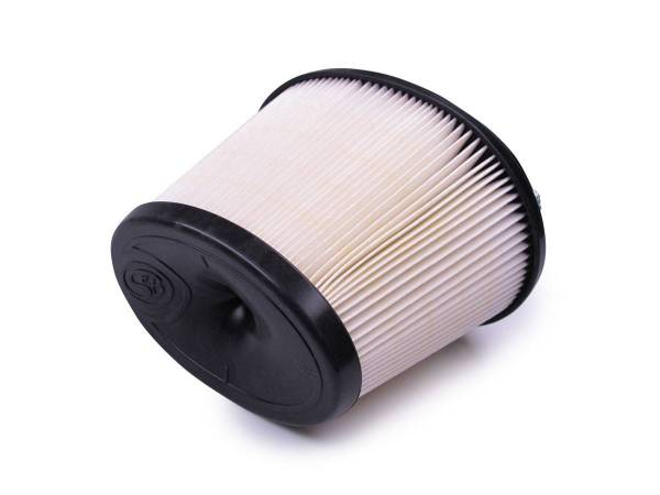 S&B Filters - S&B Filters Replacement Filter for S&B Cold Air Intake Kit (Disposable, Dry Media) KF-1058D