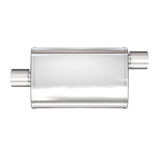 MagnaFlow Exhaust Products - MagnaFlow Exhaust Products Universal Performance Muffler - 2.5/2.5 13256