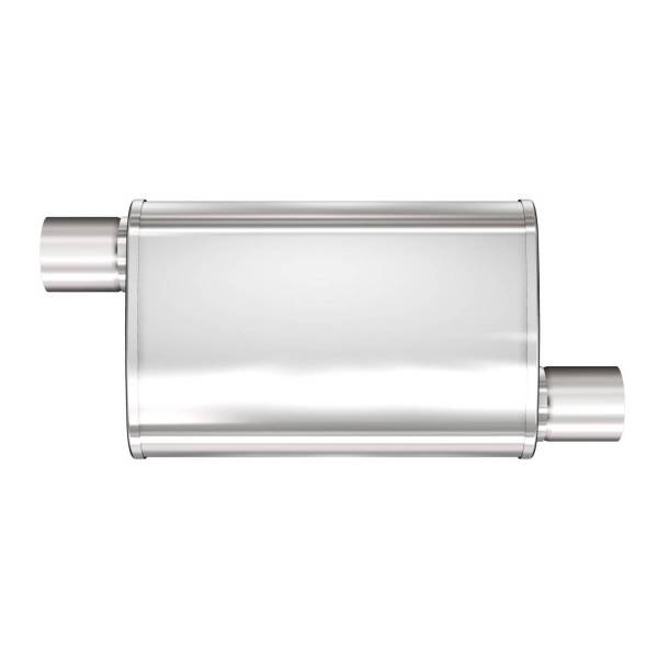 MagnaFlow Exhaust Products - MagnaFlow Exhaust Products Universal Performance Muffler - 2.5/2.5 13266