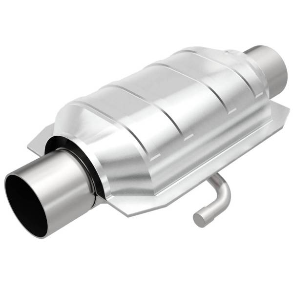 MagnaFlow Exhaust Products - MagnaFlow Exhaust Products Universal Catalytic Converter - 2.50in. 94116