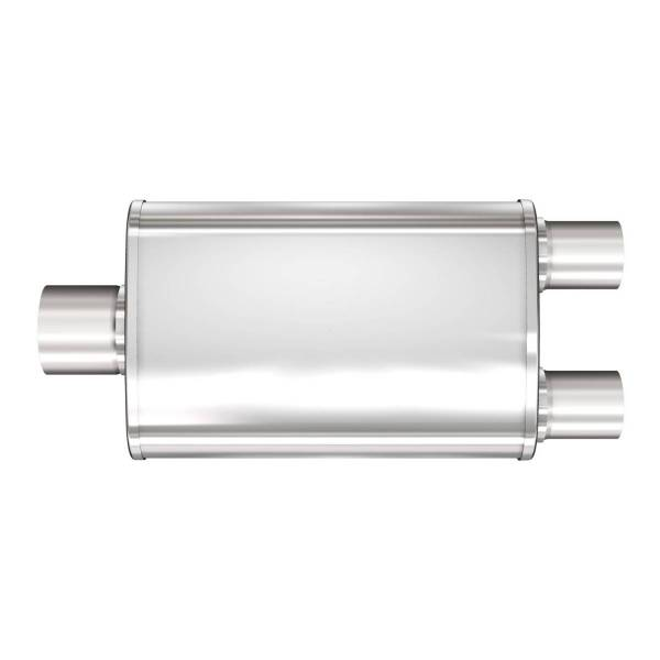MagnaFlow Exhaust Products - MagnaFlow Exhaust Products Universal Performance Muffler - 3/2.5 13288