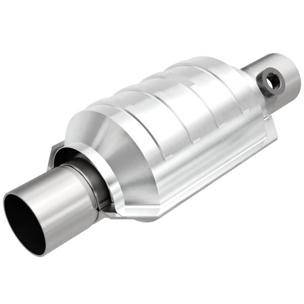 MagnaFlow Exhaust Products - MagnaFlow Exhaust Products Universal Catalytic Converter - 1.75in. 53133