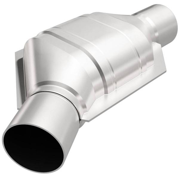 MagnaFlow Exhaust Products - MagnaFlow Exhaust Products Universal Catalytic Converter - 2.50in. 91076
