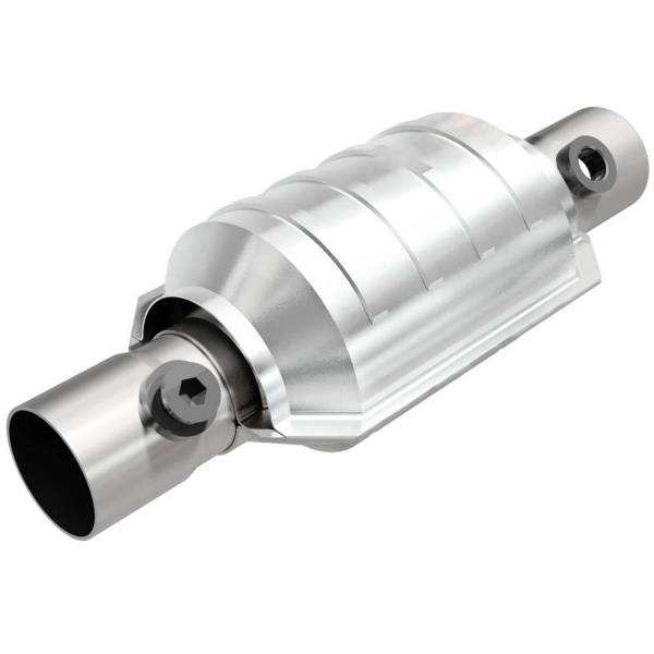 MagnaFlow Exhaust Products - MagnaFlow Exhaust Products Universal Catalytic Converter - 1.75in. 53163