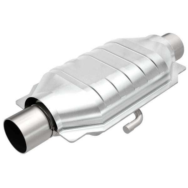 MagnaFlow Exhaust Products - MagnaFlow Exhaust Products Universal Catalytic Converter - 2.50in. 94216