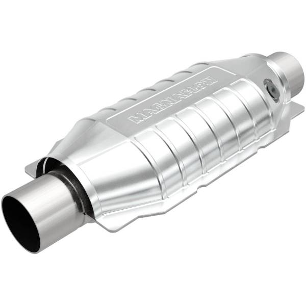 MagnaFlow Exhaust Products - MagnaFlow Exhaust Products Universal Catalytic Converter - 2.25in. 94035