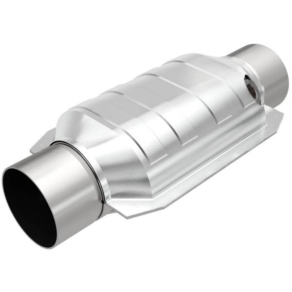 MagnaFlow Exhaust Products - MagnaFlow Exhaust Products Universal Catalytic Converter - 3.00in. 94139