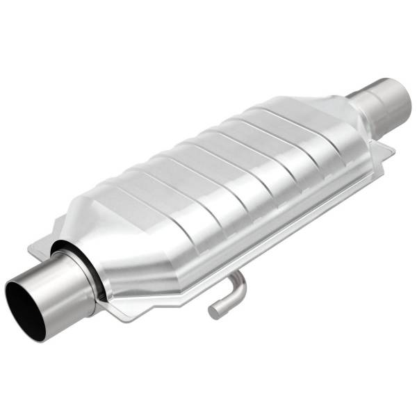 MagnaFlow Exhaust Products - MagnaFlow Exhaust Products Universal Catalytic Converter - 2.50in. 94416
