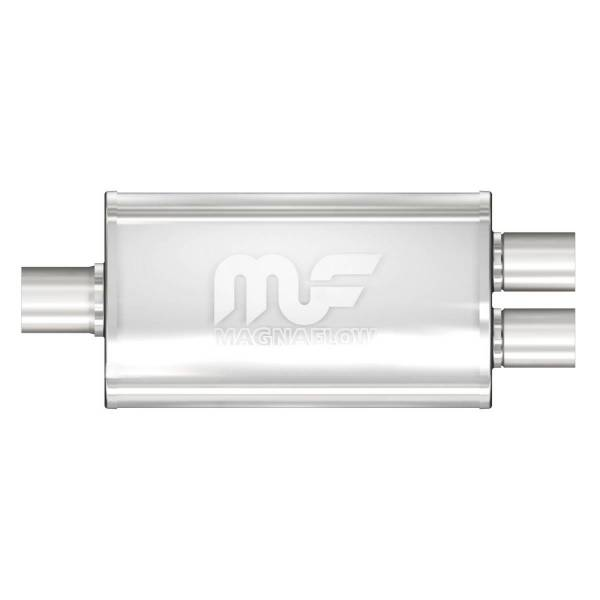 MagnaFlow Exhaust Products - MagnaFlow Exhaust Products Universal Performance Muffler - 2.25/2 11148
