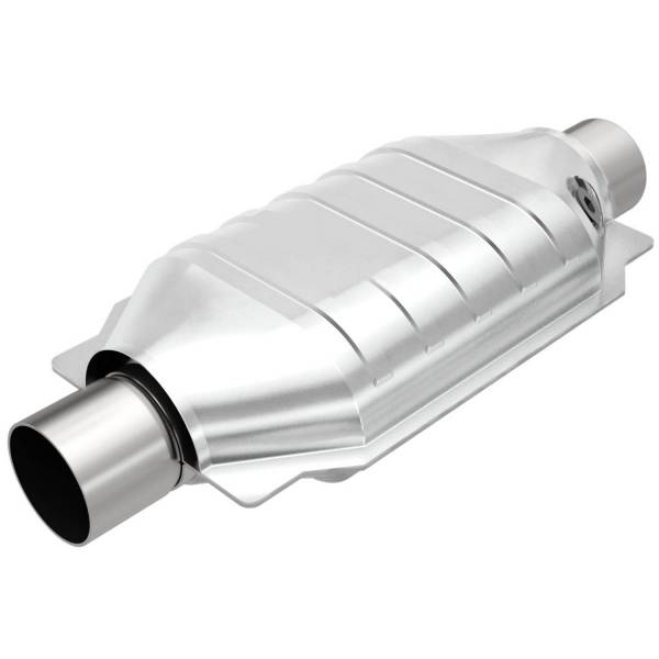 MagnaFlow Exhaust Products - MagnaFlow Exhaust Products Universal Catalytic Converter - 2.50in. 94236