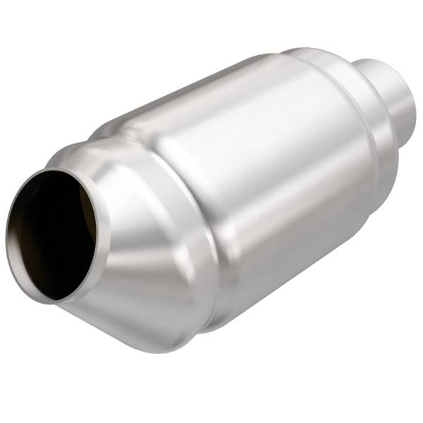 MagnaFlow Exhaust Products - MagnaFlow Exhaust Products Universal Catalytic Converter - 2.50in. 54976