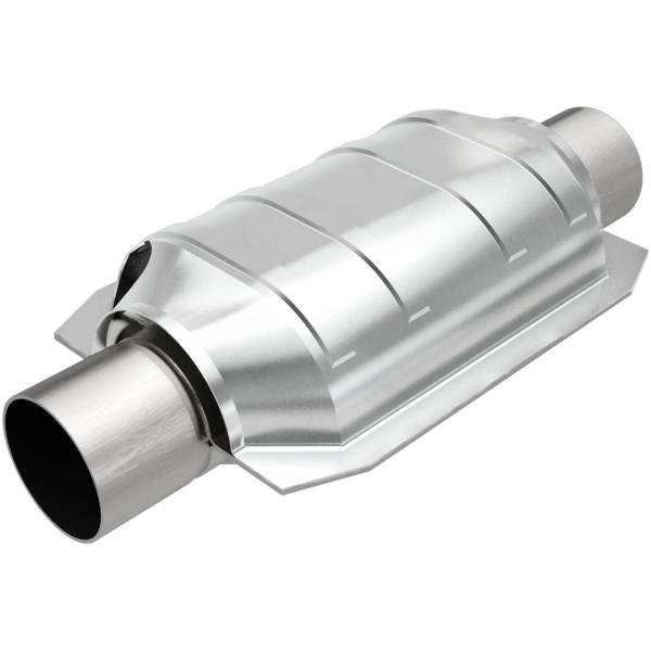 MagnaFlow Exhaust Products - MagnaFlow Exhaust Products Universal Catalytic Converter - 2.50in. 99136HM