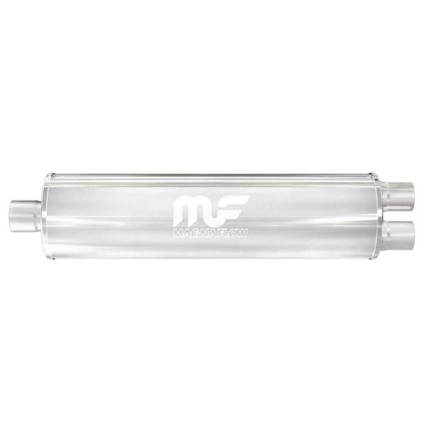 MagnaFlow Exhaust Products - MagnaFlow Exhaust Products Universal Performance Muffler - 3/2.5 12763