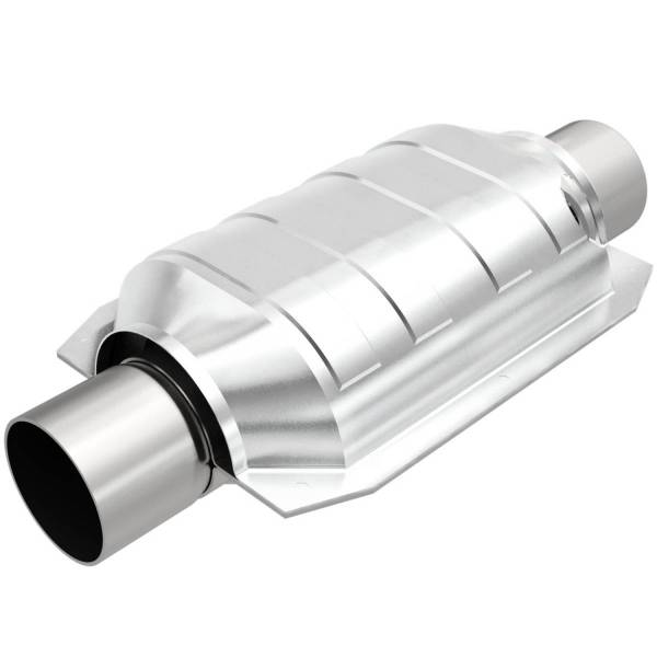 MagnaFlow Exhaust Products - MagnaFlow Exhaust Products Universal Catalytic Converter - 2.25in. 99135HM