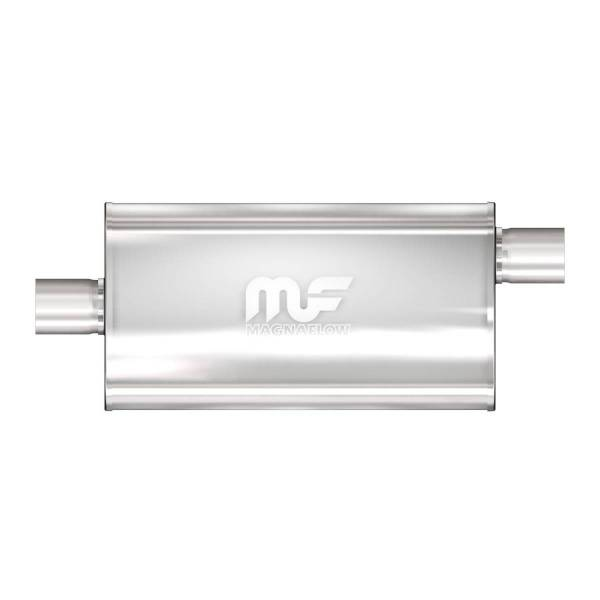 MagnaFlow Exhaust Products - MagnaFlow Exhaust Products Universal Performance Muffler - 2.5/2.5 12586