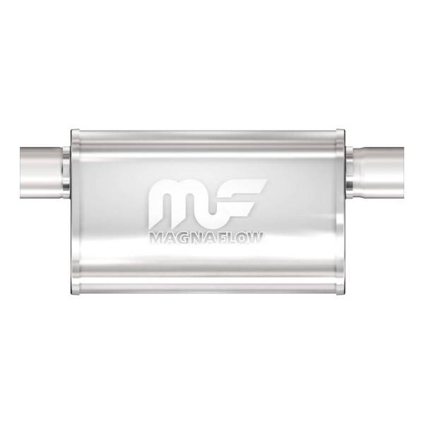 MagnaFlow Exhaust Products - MagnaFlow Exhaust Products Universal Performance Muffler - 2.5/2.5 14211