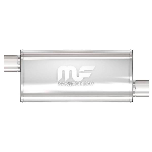 MagnaFlow Exhaust Products - MagnaFlow Exhaust Products Universal Performance Muffler - 2.5/2.5 14236