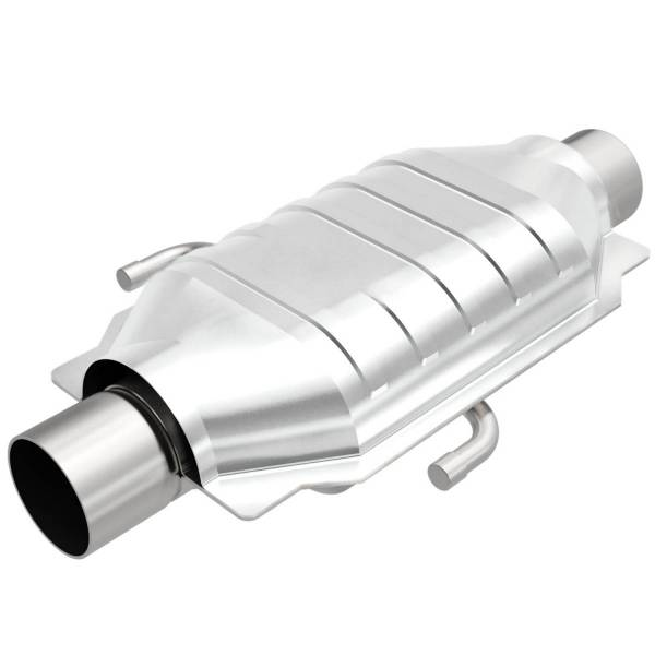 MagnaFlow Exhaust Products - MagnaFlow Exhaust Products Universal Catalytic Converter - 2.50in. 93526