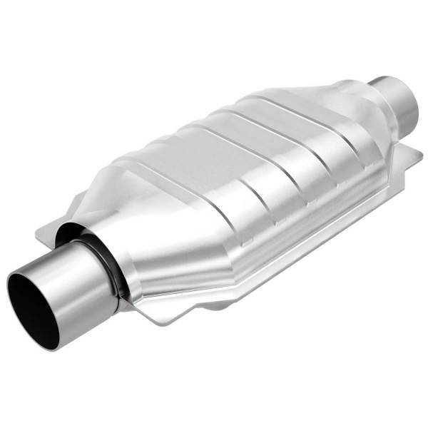 MagnaFlow Exhaust Products - MagnaFlow Exhaust Products Universal Catalytic Converter - 2.50in. 94306