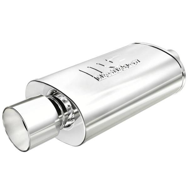 MagnaFlow Exhaust Products - MagnaFlow Exhaust Products Universal Performance Muffler With Tip - 2.25in. 14832
