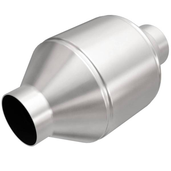 MagnaFlow Exhaust Products - MagnaFlow Exhaust Products Universal Catalytic Converter - 2.50in. 99656HM