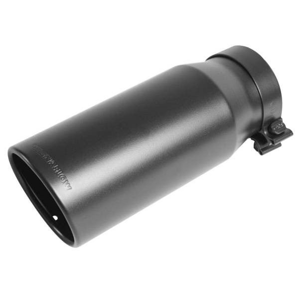 MagnaFlow Exhaust Products - MagnaFlow Exhaust Products Single Exhaust Tip - 5in. Inlet/6in. Outlet 35239