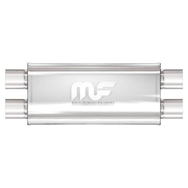 MagnaFlow Exhaust Products - MagnaFlow Exhaust Products Universal Performance Muffler - 3/3 12469