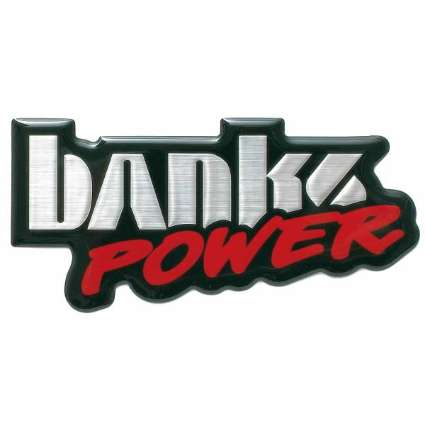 Banks Power - Urocal Power Large Red/Black/Silver Banks Power