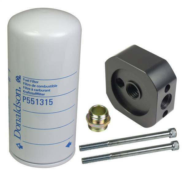 BD Diesel - BD Diesel Flow-MaX Add-On Post Fine Particle Fuel Filter Kit 1050340-PFF