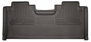 F-250/F-350 - 2020 Power Stroke 6.7L - Husky Liners - Husky Liners 2nd Seat Floor Liner (Full Coverage) 53450