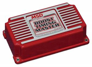 Performance - Cylinder Head & Parts - MSD - MSD Boost Timing Master, w/MSD 8762