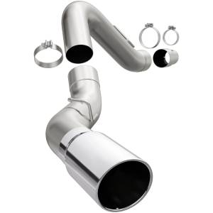 MagnaFlow Exhaust Products - MagnaFlow Exhaust Products Aluminized Pro DPF Series Diesel 5in. Filter-Back 18906