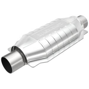 Audi - S4/S5 - MagnaFlow Exhaust Products - MagnaFlow Exhaust Products Universal Catalytic Converter - 2.25in. 99005HM