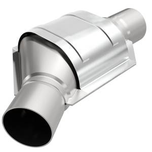 Nissan/Infiniti - 03-07 G35 (V35) - MagnaFlow Exhaust Products - MagnaFlow Exhaust Products Universal Catalytic Converter - 2.25in. 99175HM