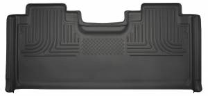 F-250/F-350 - 2020 Power Stroke 6.7L - Husky Liners - Husky Liners 2nd Seat Floor Liner (Full Coverage) 19361