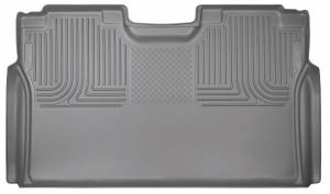 F-250/F-350 - 2020 Power Stroke 6.7L - Husky Liners - Husky Liners 2nd Seat Floor Liner (Full Coverage) 19372