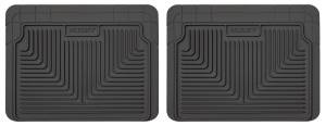 Ford - Focus RS - Husky Liners - Husky Liners 2nd Or 3rd Seat Floor Mats 52021