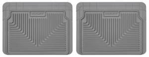 Ford - Focus RS - Husky Liners - Husky Liners 2nd Or 3rd Seat Floor Mats 52022
