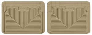 Ford - Focus RS - Husky Liners - Husky Liners 2nd Or 3rd Seat Floor Mats 52023