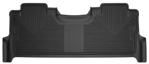 F-250/F-350 - 2020 Power Stroke 6.7L - Husky Liners - Husky Liners 2nd Seat Floor Liner (with factory box) 53381