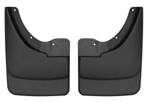 Exterior - Mud Flaps - Husky Liners - Husky Liners Front Mud Guards 56071