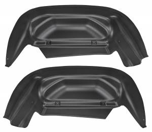 Exterior - Exterior Accessories - Husky Liners - Husky Liners Rear Wheel Well Guards 79011