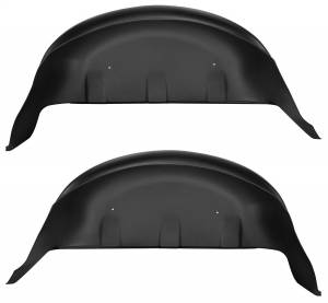 Exterior - Exterior Accessories - Husky Liners - Husky Liners Rear Wheel Well Guards 79131
