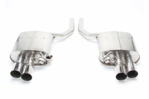 M - M5 (E60) - Dinan - Dinan Axle-Back Exhaust Kit D660-0009A