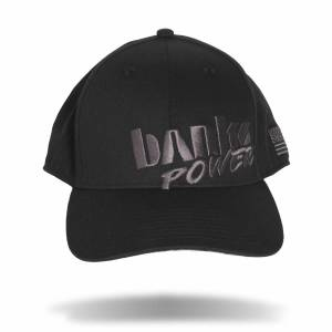 Banks Power - Power Hat Premium Fitted Black/Gray Curved Bill Flexible Fit Banks Power - Image 2