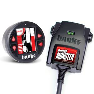 GM - Cadillac ATS/ATS-V - Banks Power - PedalMonster Kit Aptiv GT 150 6 Way With iDash 1.8 Banks Power
