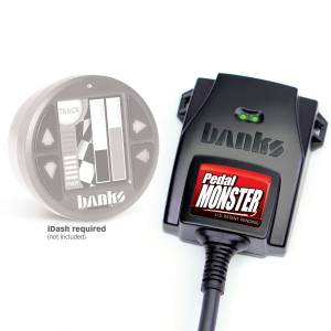 GM - Cadillac ATS/ATS-V - Banks Power - PedalMonster Kit Aptiv GT 150 6 Way Stand Alone For Use With iDash 1.8 Banks Power